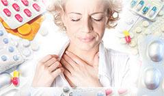 лекарства от боли при эзофагите