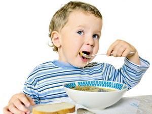 диета при отравлении ребенка