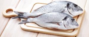 нежирная морская рыба