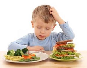 диета у детей