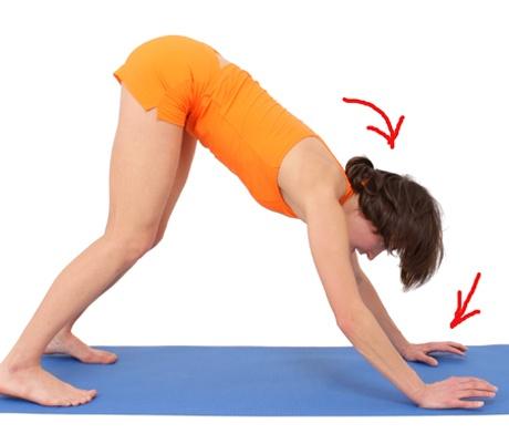 упражнение при вздутии