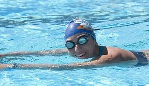 плавания в бассейне