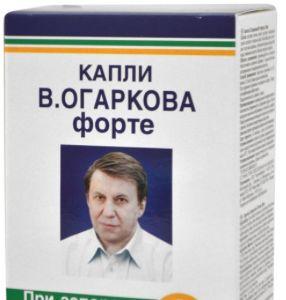 Капли Огаркова