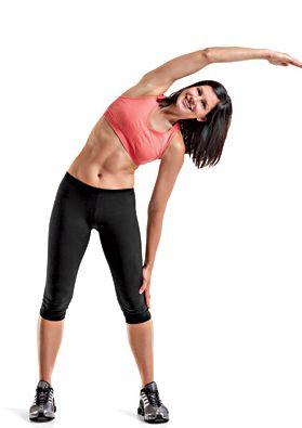 упражнения от запора