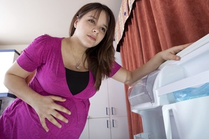 запор у беременных