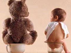 У ребёнка понос и болит живот