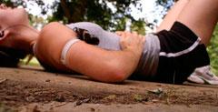 Боль после физической нагрузки