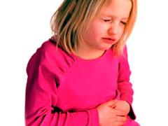 Боль в левом боку у ребёнка