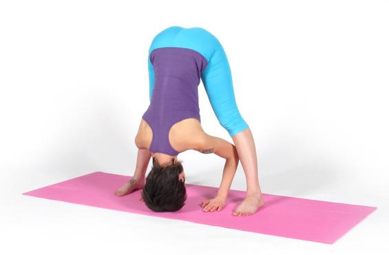 упражнение наклон