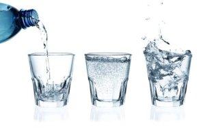 вода от запора