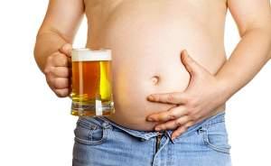 Болит живот после пьянки что делать