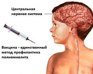 Понос после прививки кори
